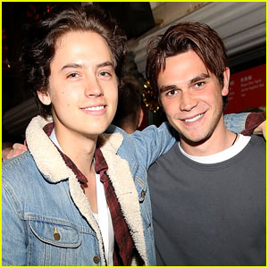 KJ Apa Reveals How Cole Sprouse Changed His Personal Style