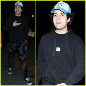 David Dobrik Has a Night Out With the Vlog Squad