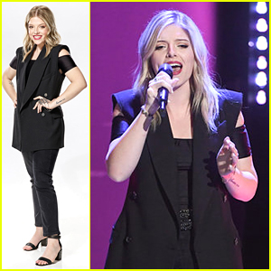 Gigi Hess is Final Contestant On Kelly Clarkson's 'The Voice' Team!