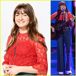 Jules Puts Her Own Spin On Cage The Elephant's 'Ain't No Rest For The Wicked' On 'The Voice'
