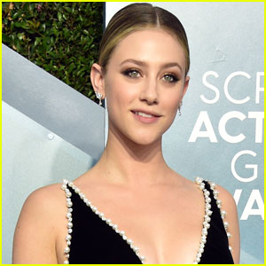 Lili Reinhart Is Watching Something Unexpected While Social Distancing