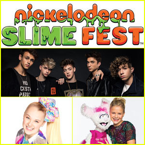 Win Tickets to Nickelodeon's SlimeFest 2020 Featuring JoJo Siwa & Why Don't We!