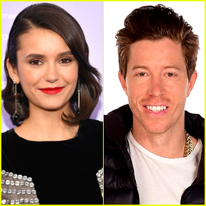 Nina Dobrev & Snowboarder Shaun White Spotted Hanging Out While Social Distancing