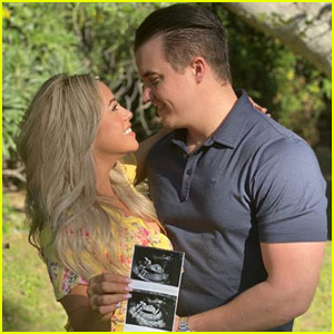 Sabrina Bryan Expecting First Baby With Husband Jordan Lundberg!