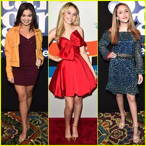 Siena Agudong, Ruby Rose Turner & More Disney Stars Show Support at 'Stargirl' Premiere