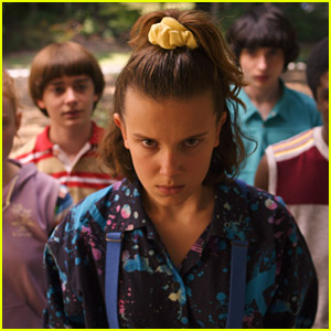 'Stranger Things' Shares First Look at Full Season 4 Cast - Watch!