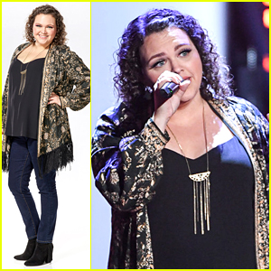 You Have to Hear Brittney Allen's Stunning Rendition of 'Dancing On My Own' On 'The Voice'