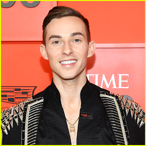 Adam Rippon Holds 'Press Conference' To Announce He Won't Jump On Bandwagon of Joining TikTok
