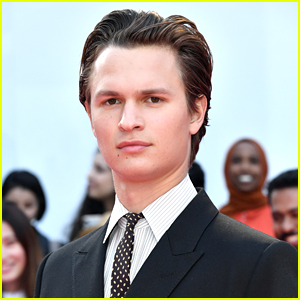 Ansel Elgort Poses In The Buff To Promote Fundraiser for Brooklyn Frontline Workers