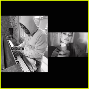 Ariana Grande Gives Virtual Performance of 'My Everything' - Watch Now!
