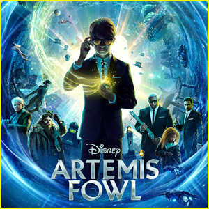 Disney+ Announces a Release Date for 'Artemis Fowl' Movie!