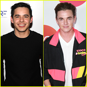 David Archuleta Says Jesse McCartney Paved The Way For Him, Covers 'Beautiful Soul'
