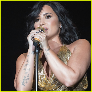 Demi Lovato Gets Candid With Her Thoughts About Cancel Culture