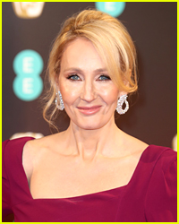 J.K. Rowling Opens Up About Having Coronavirus Symptoms, But Didn't Get Tested