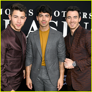 Jonas Brothers Tease New Project 'Happiness Continues'
