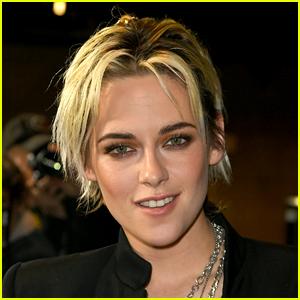 Kristen Stewart Has a Bright New Hair Color!