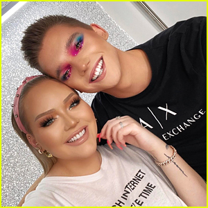 NikkieTutorials Puts Fiance Dylan Into a Full Glam Look For First Time!