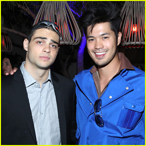 Noah Centineo Caused Hysteria For Ross Butler - Find Out How!