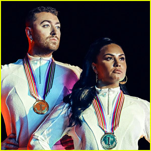 Demi Lovato Introduced Sam Smith to Max Ehrich on FaceTime!