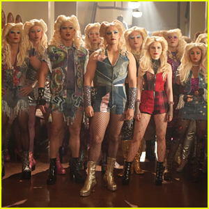 Casey Cott, Charles Melton & More Get Into Drag as Hedwig For New 'Riverdale' Musical Episode
