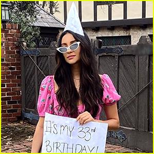Shay Mitchell's 'Pretty Little Liars' Co-Stars Send Her Birthday Love!