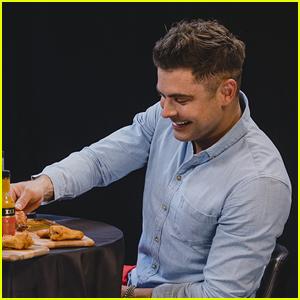 Zac Efron Spills on What Happened When Leonardo DiCaprio Cooked Him Breakfast