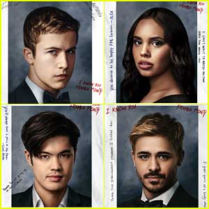 '13 Reasons Why' Releases Yearbook Photos For New Cast Portraits