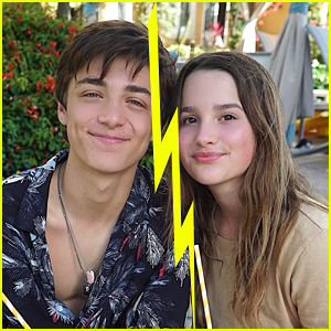 Annie LeBlanc & Asher Angel Split After Over a Year of Dating