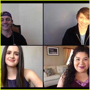 'Austin & Ally' Cast Have Zoom Reunion!!