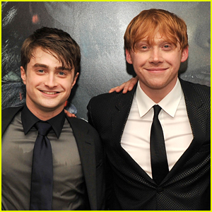 Daniel Radcliffe Reacts To Rupert Grint's Baby News: 'It's Pretty Cool'