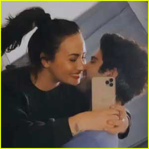 Demi Lovato's Boyfriend Max Ehrich Totally Manifested Their Relationship!