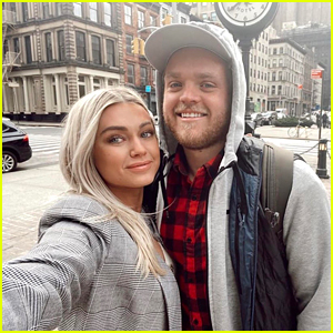 'Dancing With The Stars' Pro Lindsay Arnold & Hubby Sam Cusick Expecting First Baby!