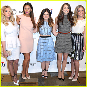 The Cast of 'Pretty Little Liars' Are Reuniting Next Week!