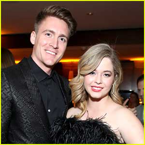 Sasha Pieterse Expecting First Child With Hubby Hudson Sheaffer!