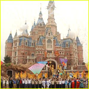Shanghai Disneyland Getting Ready To Re-Open Next Week