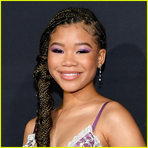 Storm Reid Shares She Just Graduated High School A Year Early!