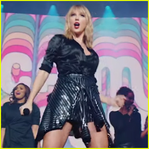 ABC Is Airing 'Taylor Swift City of Lover Concert' Special - Get a First Look! (Video)