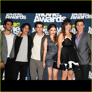 The 'Teen Wolf' Cast Is Reuniting Virtually - Find Out How to Watch!