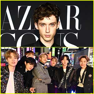 Troye Sivan Shares Story of How He Came To Write a Song for BTS