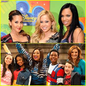 The Cheetah Girls & Disney Stars Congratulate Raven Symone On her Wedding!