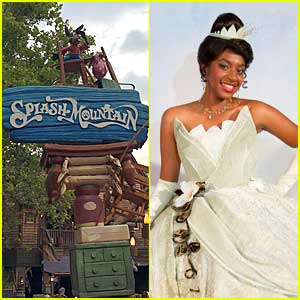 Disneyland Fans Calling For Splash Mountain To Be Re-Themed To 'Princess & The Frog'