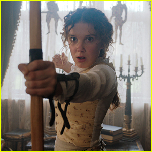 First Look Photos Released of Millie Bobby Brown In 'Enola Holmes'