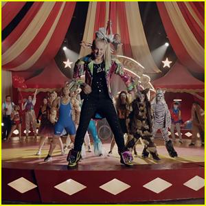 JoJo Siwa Drops Circus Themed 'Nonstop' Music Video - Watch Now!