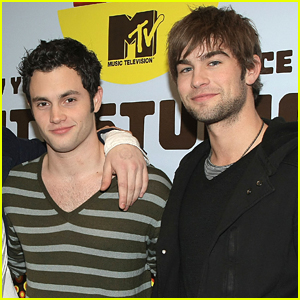 Penn Badgley & Chace Crawford Say 'Gossip Girl' Should Get Some Credit For This Social Media Site