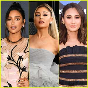 Shay Mitchell, Ariana Grande & Francia Raisa Remind Fans To Vote On Black Out Tuesday