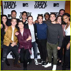 'Teen Wolf' Reunion Postponed In Light of Black Lives Matter Movement