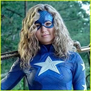 Brec Bassinger Reveals Her Favorite Stunt From 'DC's Stargirl'