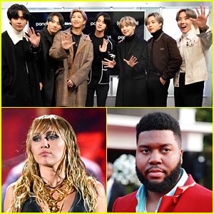BTS, Miley Cyrus & More To Perform For Virtual iHeartRadio Music Festival 2020