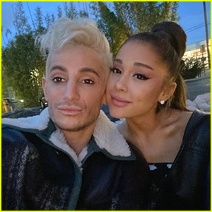 Frankie Grande Opens Up About Sister Ariana Grande's Boyfriend Dalton Gomez