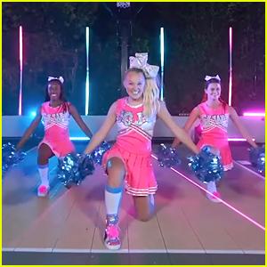JoJo Siwa Releases 'High Top Shoes Dance Remix' Music Video!